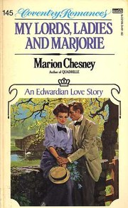Cover of: My Lords, Ladies and Marjorie