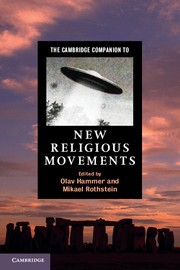 Cover of: The Cambridge companion to new religious movements | Olav Hammer
