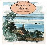 Cover of: Drawing for pleasure | Norman Battershill