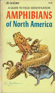Cover of: Amphibians of North America | Hobart Muir Smith