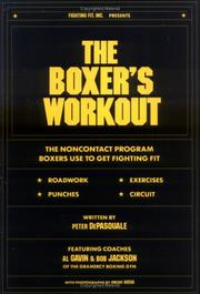 Cover of: The Boxer's Workout