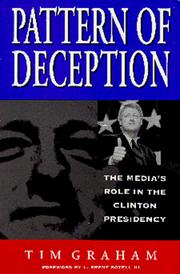 Cover of: Pattern of deception