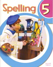 Cover of: Spelling 5 |