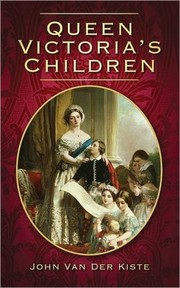 Cover of: Queen Victoria's children
