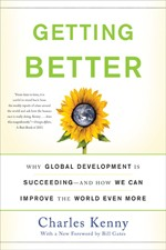 Cover of: Getting better | Charles Kenny