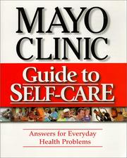 Cover of: Mayo Clinic Guide to Self-Care | Philip T. Hagen