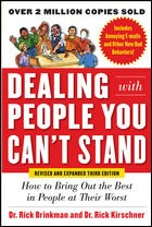 Cover of: Dealing with people you can