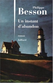 Cover of: Un instant d'abandon