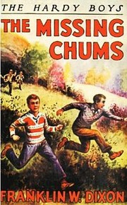 Cover of: Hardy Boys 04 - The Missing Chums