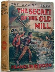 Cover of: Hardy Boys 03 -The Secret of the Old Mill