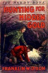 Cover of: Hardy Boys 05 - Hunting for Hidden Gold