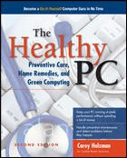 Cover of: The healthy PC