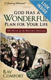 Cover of: God Has a Wonderful Plan for Your Life: The Myth of the Modern Message