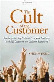 Cover of: The cult of the customer | Shep Hyken