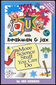 You Can With Beakman & Jax by Jok Church