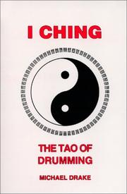 Cover of: I-Ching  | Michael Drake