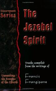 Cover of: Jezebel Spirit
