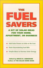 Cover of: The Fuel Savers