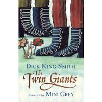 The twin giants by Jean Little