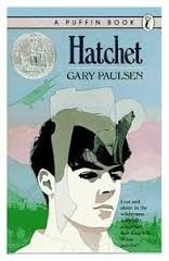 Hatchet. by Gary Paulsen