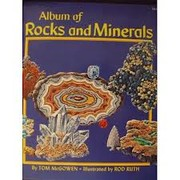Cover of: Album of rocks and minerals