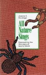 Cover of: All nature sings