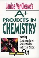 Cover of: A-plus projects in chemistry