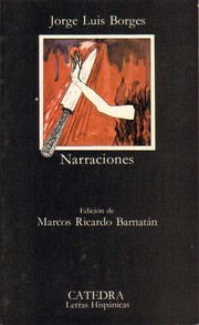 Cover of: Narraciones