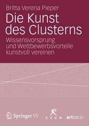Cover of: The Art of Clustering - German Edition [PREVIEW] |