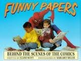 Cover of: Funny papers | Elaine Scott
