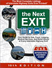 Cover of: The Next Exit |