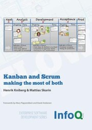 Cover of: Kanban and Scrum |