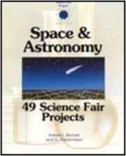 Cover of: Space and astronomy: 49 science fair projects