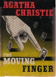 Cover of: The Moving Finger