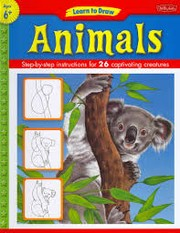 Cover of: Learn to draw animals