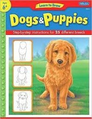 Cover of: Learn to draw dogs & puppies