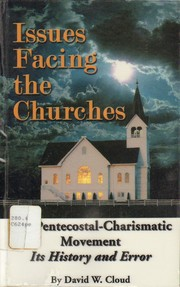 Cover of: The Pentecostal-Charismatic movement