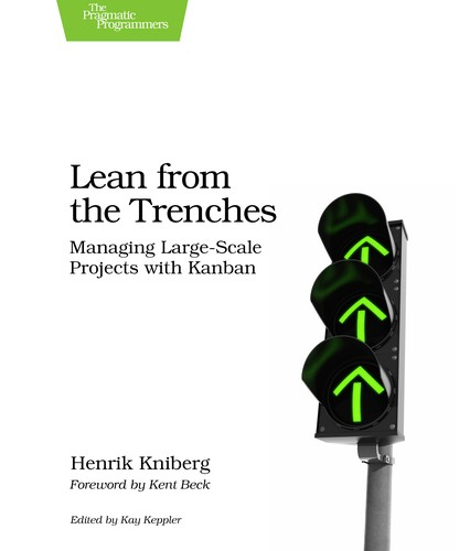 Lean from the trenches by Henrik Kniberg