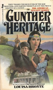 Cover of: The Gunther Heritage