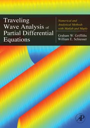 Cover of: Traveling wave analysis of partial differential equations