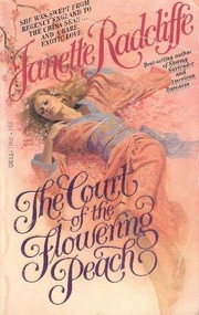 Cover of: The Court of the Flowering Peach | Janet Louise Roberts