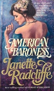 Cover of: American Baroness