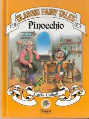 Cover of: PINOCCHIO - CLASSIC FAIRY TALES