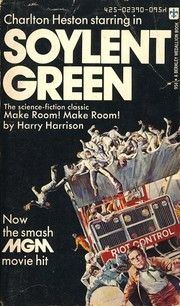 Cover of: Make Room! Make Room! by Harry Harrison
