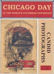 Cover of: Chicago day at the World's Columbian Exposition