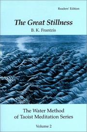 Cover of: The great stillness