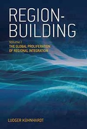 Cover of: Region building