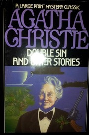 Cover of: Double sin and other stories | Agatha Christie