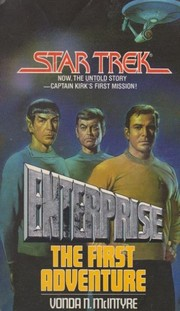 Cover of: Enterprise | Vonda N. McIntyre
