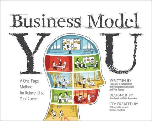 Business model you by Tim Clark